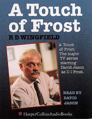 £4.99 • Buy A Touch Of Frost By R. D. Wingfield (Cassette, 1996)