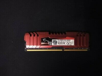 £12 • Buy Computer Ram, G.skill Ripjaws, Ddr3,1866Mhz, 4gb Each, 5 Availible, Working