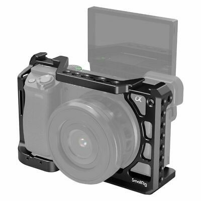 AU28.90 • Buy SmallRig Cage For Sony A6400 Camera / A6300 Cold Shoe Relocation Plate/Handgrip