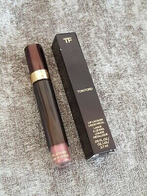 £18 • Buy Tom Ford Lip Lacquer - Liquid Metal. New & Sealed. 2.7ml. Shade 02 PINK SABRE