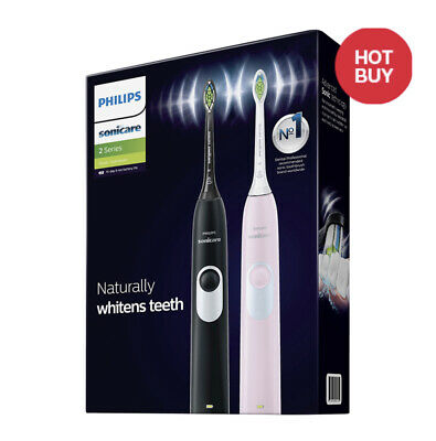 AU135 • Buy Philips Sonicare 2 Series Rechargeable Electric Toothbrush Oral Teeth Gum Health