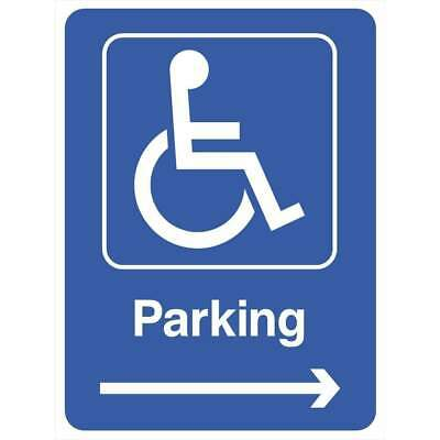 £3.31 • Buy Disabled Parking Right Sign