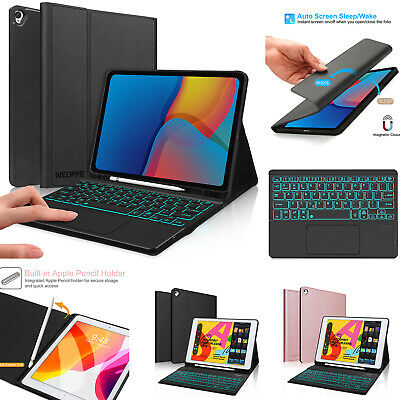 AU16.89 • Buy Magnetic Backlit & Touchpad Keyboard Case For IPad 9.7  10.2  Pro 11/12.9