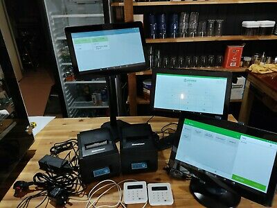 £690 • Buy EPOS Till System Android Tablets, Printers, Cash Drawers, Card Readers
