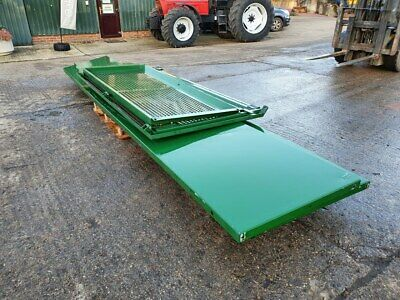 £1500 • Buy Silage Sides To Fit Bailey 14 Ton Trailer