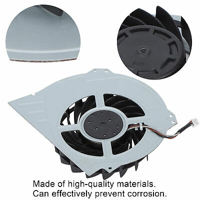 AU35.56 • Buy Host Cooling Fan Built-in Cooler Replacement For Playstation 4 PS4 Pro 7000-7500