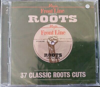 £5.99 • Buy Front Line Presents Roots - Various Artists (2 CD Album) New And Sealed