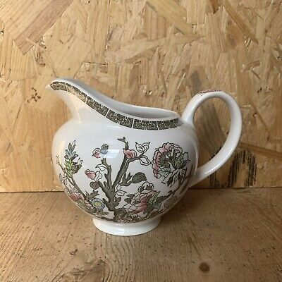 £5.99 • Buy Vintage Johnson Bros Brothers Indian Tree Large Jug Pitcher - 14cm Tall