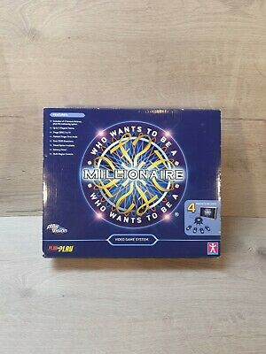 £4.99 • Buy Video Game System Who Wants To Be A Millionaire Plug And Play TV Game 2006