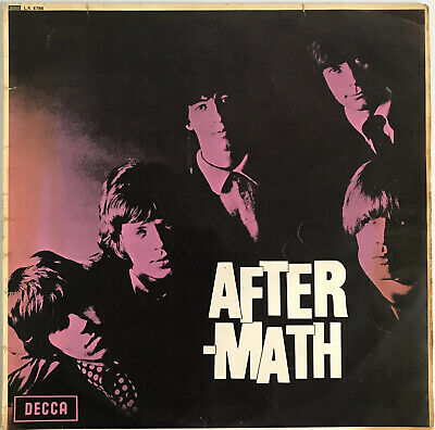 £29.99 • Buy Rolling Stones Aftermath Lp Decca Boxed Uk 1970 Stereo But Mono Sleeve Proclean