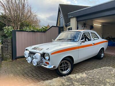 £35995 • Buy XX TOTALLY UNIQUE XX 249bhp Stripped And Caged Mk1 Escort