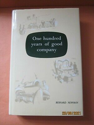 £49 • Buy Ruston And Hornsby One Hundred Years Of Good Company, Bernard Newman,  Lincoln