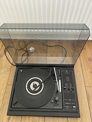 £80 • Buy Fidelity UA10 Record Player With Original Speakers. Fully Working