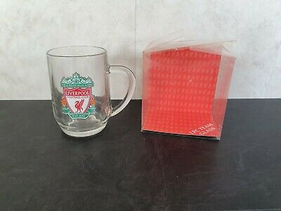 £14.99 • Buy Liverpool FC Stein Glass Tankard CC   OFFICIAL