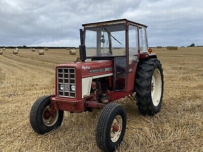 £6000 • Buy International 574 Hydro Tractor. Extremely Rare Working Classic Hydrostatic.