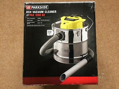 £45.49 • Buy Parkside Ash Wood Burners Barbecues Vacuum Cleaner PA1200 B2, FROM GERMANY NEW