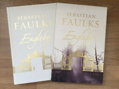 £15 • Buy Engleby By S. Faulks. SIGNED/Numbered/Slipcased Limited Edition 169/1500