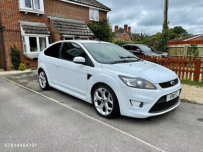 £9750 • Buy Ford Focus ST3