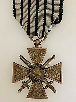 £39.75 • Buy France French WWII 1939/42 Vichy French Croix De Guerre Medal
