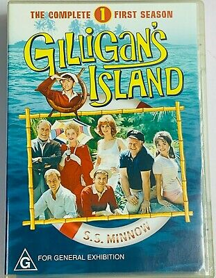 £13.20 • Buy Gilligan's Island Complete First Season (DVD 1965) Free Tracked Postage PAL R4