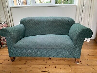 £250 • Buy Two Edwardian Drop End Sofas And Chair