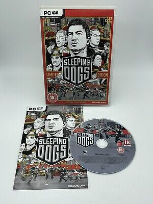 £1.99 • Buy Sleeping Dogs Limited Edition PC Game