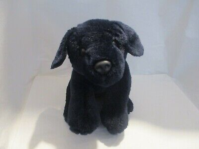 £8 • Buy Keel Toys Simply Soft Collection Black Labrador Puppy Dog