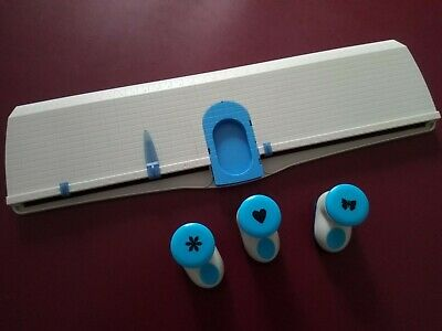 £4 • Buy X Cut Border System Punch Set With 3 Punches