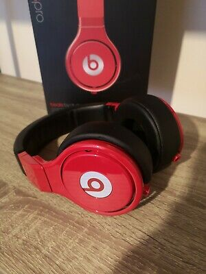 £240 • Buy Beats By Dr Dre Pro Red Lil Wayne Limited Edition Studio Headphones