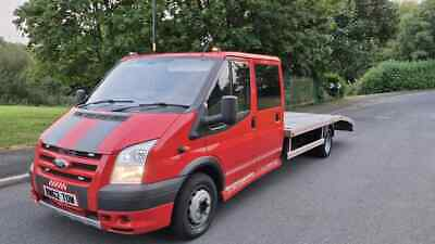 £10990 • Buy 2013 Ford Transit Crew Cab Recovery Truck Px Swap Welcome