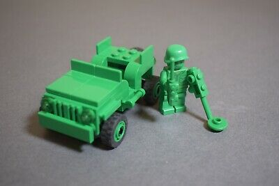 £9.99 • Buy Lego 7595 Toy Story Jeep And Army Men Mini Figure ONLY