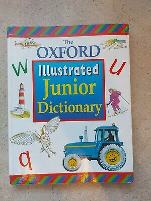 £2.99 • Buy OXFORD ILLUSTRATED JUNIOR DICTIONARY (Hardcover, 2000)
