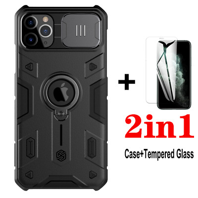AU20.83 • Buy Case For IPhone 11 12 Pro Max/12 Mini/iPhone 7 8 SE 2020 Back Cover With Ring St