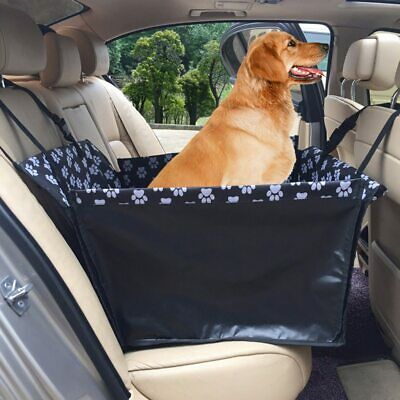 £15.99 • Buy Large Car Booster For Cat Dog Car Seat Carrier Pet Puppy Travel Folding Cage