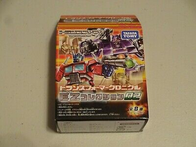 £5.08 • Buy Takara Transformers Chronicle EZ Collection 02 New - MIB 100% Complete PROWL