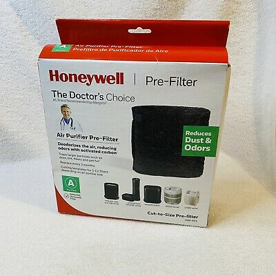 £12.39 • Buy Honeywell Universal Air Purifier Pre-Filter HRFA-P1 A NEW HPA100 HPA020 HPA250