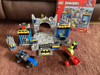 £9.50 • Buy LEGO® Juniors Batman10672 Defend The Batcave Missing Robin Otherwise Complete
