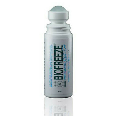 £12.57 • Buy Cold Roll On Gel Biofreeze 3oz - For Pain Relief