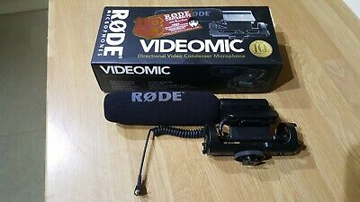 £29.99 • Buy RØde Rode Videomic Boxed Working Excellent