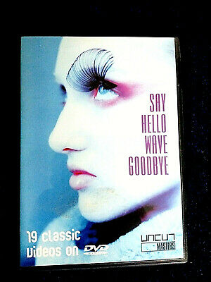 £2.49 • Buy SAY HELLO WAVE GOODBYE Tears For Fears Lloyd Cole ABC Big Country DVD