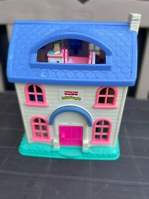 £10.50 • Buy Fisher Price Little People House