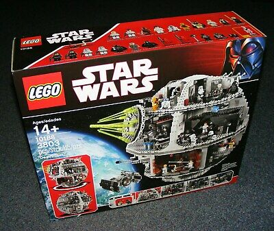 £599.99 • Buy Star Wars Lego 10188 Death Star Ucs Brand New Sealed Ultimate Collectors