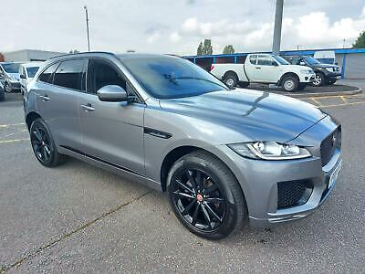 £38495 • Buy 2019 '69' Jaguar F-PACE 2.0d Chequered Flag Auto AWD (s/s) 5dr
