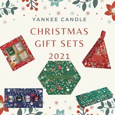 £13.99 • Buy Yankee Candle Aw2021 Christmas Gift Sets - Save Up To 15% Off  ** Select **