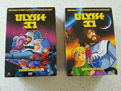 £8 • Buy ULYSSES 31 In French SERIES 22 EPISODES COLLECTION DVD PAL Region 2 Used