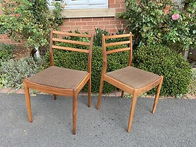 £150 • Buy G Plan E. Gomme Limited 6 Dining Chairs. All Origanal Condition