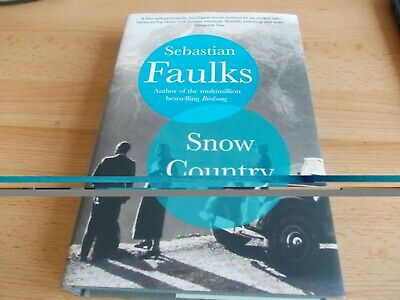 £29.98 • Buy Snow Country,Sebastian Faulks, SIGNED FIRST Edition,1st Printing, NEW