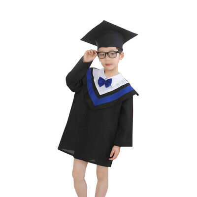 £16.93 • Buy 1 Set Gown And Cap Kids Academic Lovely Clothing For Performance