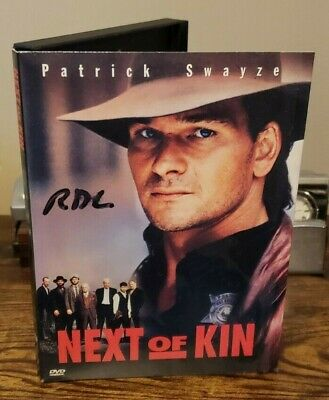 £3.82 • Buy Next Of Kin (DVD, 1989) Patrick Swayze The  RDC  Collection FREE SHIPPING