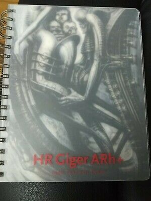 £16 • Buy Hr Giger Diary. 1996. Not Written In. Rare!